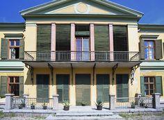 Rückseite der Kaiservilla