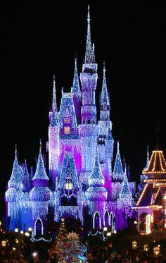 #Disneyland #Disney World #castle