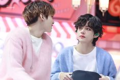 Shared by maren. Find images and videos about bts, jungkook and taehyung on We Heart It - the app to get lost in what you love. Taekook, Jungkook V, V Taehyung, K Pop, Ulzzang, Vkook Memes, Love Is, V Bts Wallpaper, Wattpad