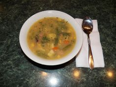 Corn Chowder--for the coldest days of the year!