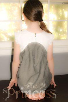 Grace Dress Pattern Size 2/36/7 PDF by TheMeanPrincess on Etsy, $12.00