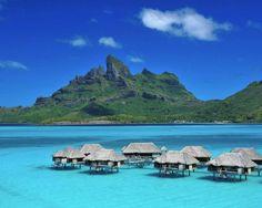 Le paradis, hôtel Conrad Maldives Rangali Island Resort situé aux Maldives.