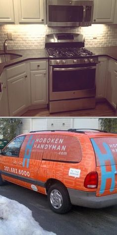 Check out Hoboken Handyman if you are looking for professionals who repair faucets and fixtures for residential clients. They also handle fencing, plastering, and decking projects, among others.