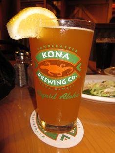 Kona Brew Co, Kona, HI (mmmm)