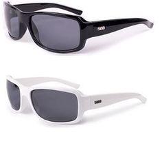 4fa9a419e4 509 Aspen Sunglasses New Black White 509 Sun ASP Ecklund Motorsports