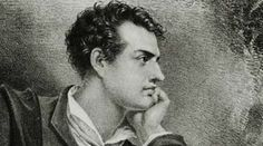 """But words are things, and a small drop of ink, / falling like dew, upon a thought, produces / that which makes thousands, perhaps millions, think.""  —Lord Byron, from Canto III, line 88, in Don Juan, 1821."