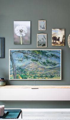Gezien bij VT wonen: Met The Frame haal je een kunstwerk in huis