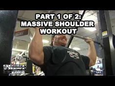 Shoulder Workout | Shoulder Training With Ben Pakulski .. #ShoulderTips