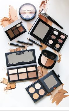 Sephora Glossy / CONTOURING MAGIC: EIGHT PRODUCTS THAT SERIOUSLY PERFORM