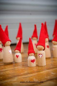 loving gnomes simple heart by Jounik on Etsy, $2.50