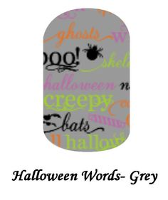 My custom Jamberry Wraps halloween NAS Nail Wraps #jamberry #gabbysjams Contact me if you are interested in purchasing them:https://www.facebook.com/groups/1000449243382687/ or gabbysjams@gmail.com or https://www.facebook.com/gabbysjams DIY, nail art, cute,