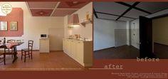 Residence la Poggerina makeover - Figline e Incisa Valdarno, Tuscany. Chianti - Interior Design by Rachele Biancalani Studio