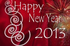 this is the New Year wishes that I made using Adobe Photoshop