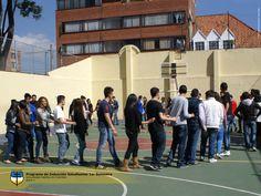 Inducción estudiantes 1er semestre 2014