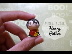 Tutorial Arcilla: Harry Potter Chibi *:·??