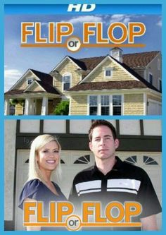 Tarek and Christina from HGTV's hit show, Flip or Flop, built their successful house flipping business by building upon a few simple real estate strategies. Description from pinterest.com. I searched for this on bing.com/images