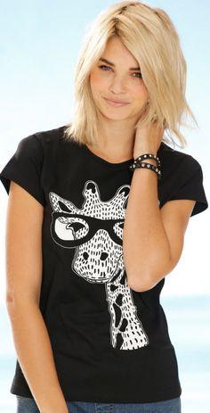 A camiseta é um item básico que pode ser útil e divertido