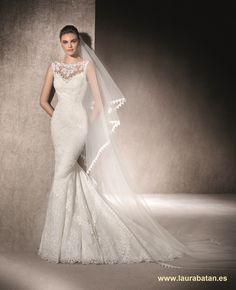 San Patrick 2017 Wedding Dresses - World of Bridal Elegant Wedding Gowns, Wedding Dresses 2018, Bohemian Wedding Dresses, Perfect Wedding Dress, Designer Wedding Dresses, Chic Wedding, Bridal Dresses, 2017 Wedding, San Patrick