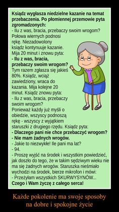 Przeżyłam wszystkich skur*ysynów!!! Weekend Humor, Very Funny Memes, Keep Smiling, Good Jokes, Man Humor, Funny Photos, Sarcasm, Haha, Geek Stuff