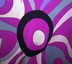 Vintage Pucci fabric