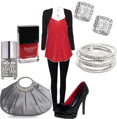 """Church on Christmas Eve"" by jkjesser on Polyvore"