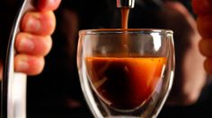 krásná crema #espresso #rokespressomaker
