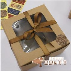 Cheap cookie favor box, Buy Quality cookie wholesale directly from China box brown Suppliers: size: Neto diameter 6CM  Length 11.5CM, width 11.5CM, high 7.5CMcolor:  kraftnote:only box   &n