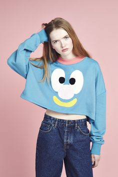 Peep Lazy Oaf's SS15 collection