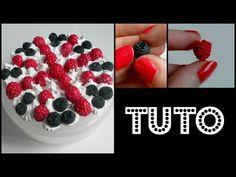 how to: mini Union Jack cake