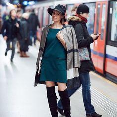 Hello! To już ostatni dzień świątecznych wolnych dni #Warsaw #vitovergelis #metro #tube #wiwt #ootd