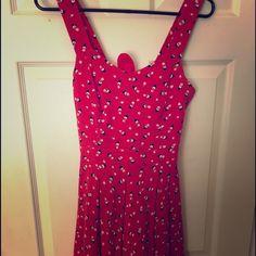 Lauren Conrad For Disney Minnie Mouse Dress Adorable dress.Worn twice. Size 2. From Kohls Lauren Conrad Minnie Mouse Collection. Lauren Conrad  Dresses