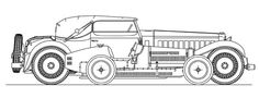 Car Drawings, Drawing Sketches, Bugatti Royale, Bugatti Cars, Chefs, Vintage Cars, Hot Rods, Motors, Race Cars