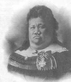 Princess Ruth Ke'elikolani