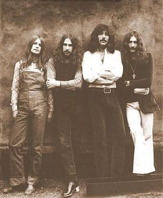 Black Sabbath - Another that can go in the bathroom =] Reminds me of my dad <3