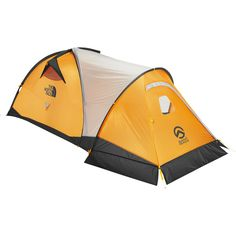 The North Face - Assault 2 Tent: 2-Person 4-Season - Summit Gold/Asphalt Grey