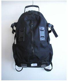 ficouture(フィクチュール)のCORDURA Travel Bag(バックパック/リュック)|ブラック