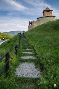 cetatea Mălăiești - Sălașu de Sus by S. Denis Photography