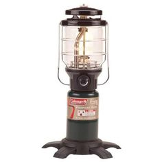 Light your way at night with the ultra-bright Coleman Northstar propane lantern. This powerful camping propane lantern emits 1500 lumens and casts li. Gas Lanterns, Camping Lanterns, Camping Lights, Go Camping, Camping Chairs, Coleman Propane Stove, Coleman Camping Stove, Camping Cornwall, Santa Cruz