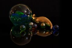 About to lose my marbles... by Meir Jacob on 500px #photography #reflections