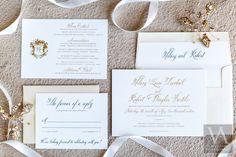Hilary + Rob | White Wedding | The Ritz Carlton Orlando, Grande Lakes | Wedding Details