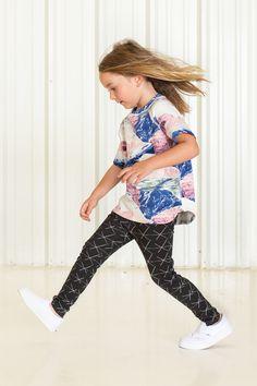 Calibeth Kids Legging - Black