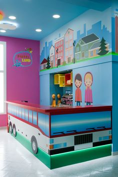 Indoor Playroom As Your Child's Playground - Korhek