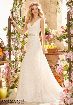 Mori Lee Margot All Dressed Up Bridal Gown Morilee