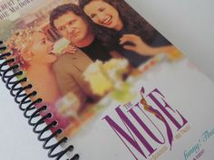 Notebook 4.00 X 7.50 90 pages VHS Notebook Movie by LeeEmporium