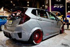 Honda Fit at SEMA