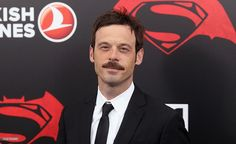 Batman V Superman: Dawn of Justice. New York Premiere - Inside arrivals. Scoot McNairy attends the 'Batman V Superman: Dawn Of Justice' New York Premiere at Radio City Music Hall on March 20, 2016 in New York City. Photo Jim Spellman