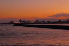 sunset 004 錦江湾