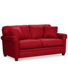 Kaleigh Fabric Full Sleeper Sofa Bed: Custom Colors