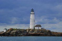 The Boston Light House