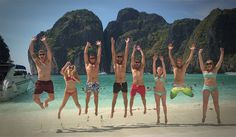 A Traveler's Guide To Ko-Phi-Phi Thailand.  Are You Ready To Party??  Thailand Travel Tips.